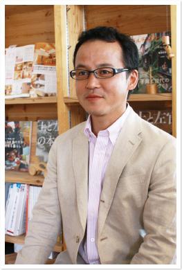 代表取締役社長 保田静治